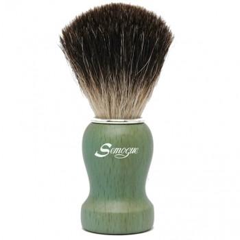 Semogue Texugo Pure Black Verde Oceano (Pha C3TPB OG)