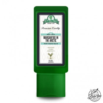 Stirling Aftershave balm Margaritas in the Arctic 118ml