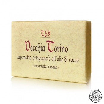 Tcheon Fung Sing Vecchia Torino hand soap with coconut oil 100g