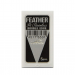 Feather Hi Stainless Double Edge Pack 5 Lâminas