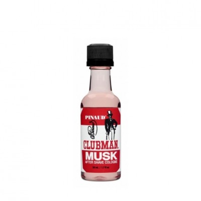 After Shave Musk Clubman Pinaud 50ml