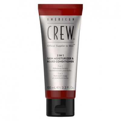 American Crew 2 in 1 Skin and Beard Condicionador 100ml