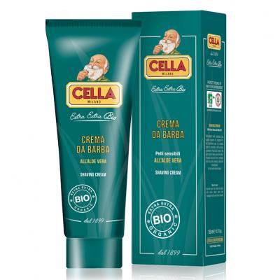 Cella Milano Shaving Cream Bio 150ml