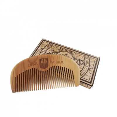 Dear Barber Beard Comb