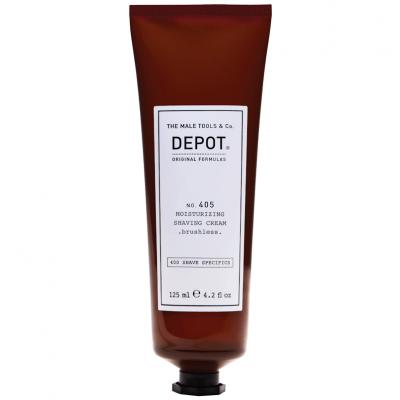 DEPOT No.405 Moisturizing Shaving Cream 125ml