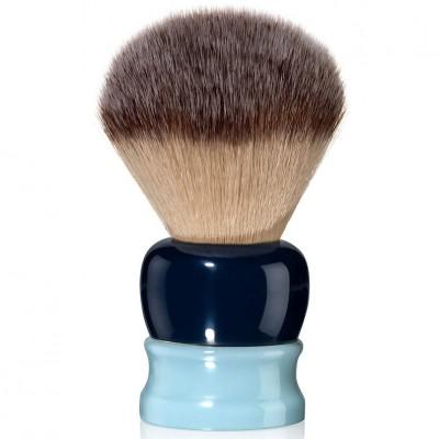 Fine Angel Hair Brush 'Stout' 24mm Dark/Light Blue