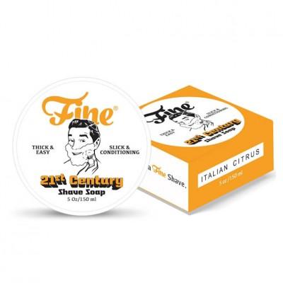 Fine Shaving Soap Italian Citrus 150ml