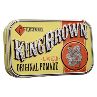 King Brown Original Pomade 71g