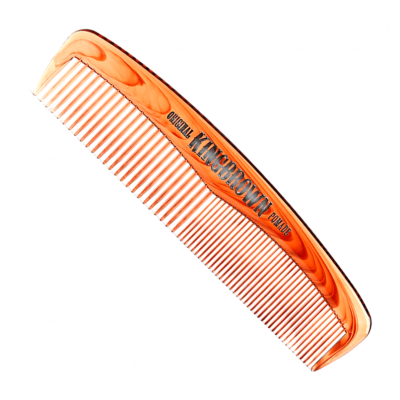 King Brown Tortoise Pocket Comb
