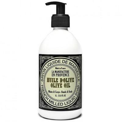 La Manufacture en Provence Liquid Soap 1000ml Olive Oil