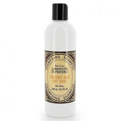 La Manufacture en Provence Shampoo 500Ml Honey