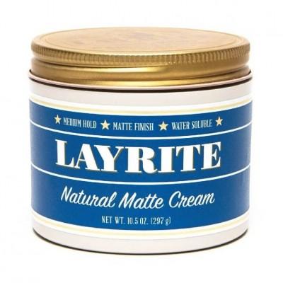 Layrite Natural Matte Cream 297g (Profissional)