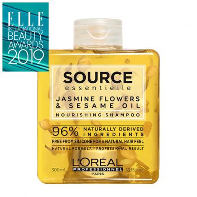 Loreal Nourishing Shampoo Source Essentielle 300ml