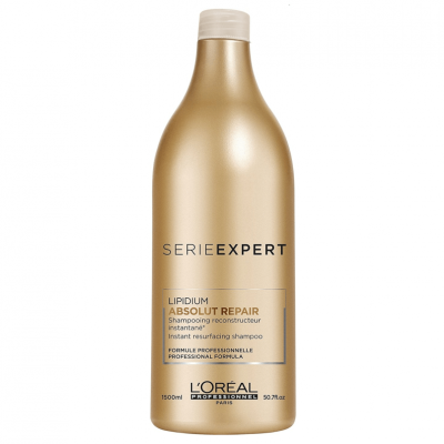 Loreal Shampoo Absolut Repair Lipidium 1500ml