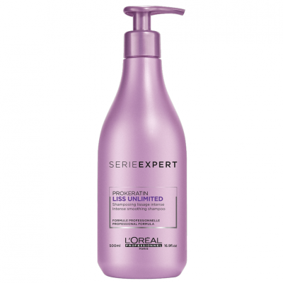 Loreal Shampoo Liss Unlimited 500ml