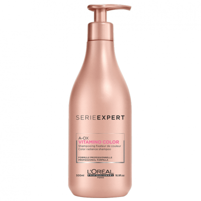 Loreal Shampoo Vitamino Color 500ml