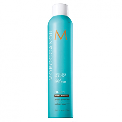 Moroccanoil Spray Fixador Luminoso Extra Forte 330ml