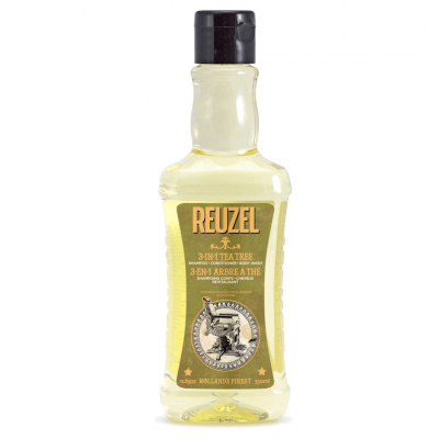 Reuzel Shampoo 3-in-1 Tea Tree 350ml