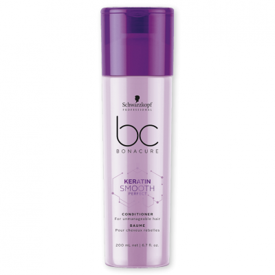 Schwarzkopf BC Keratin Smooth Perfect Condicionador 200ml