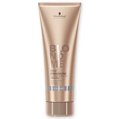 Schwarzkopf Blondme Shampoo Louros Frios 250ml