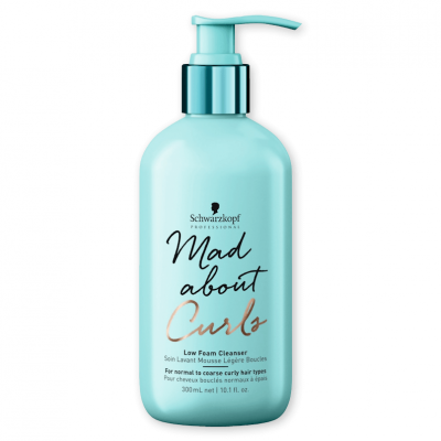 Schwarzkopf Mad About Curls Shampoo Espuma Reduzida 300ml