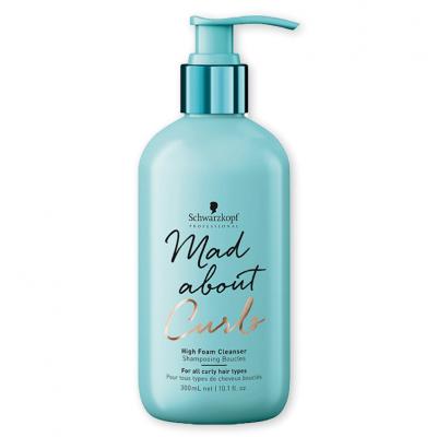 Schwarzkopf Mad About Curls Shampoo Extra-Espuma 300ml