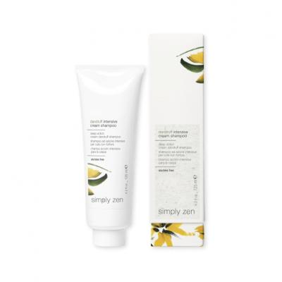 Simply Zen Dandruff Intensive Cream Shampoo 125ml