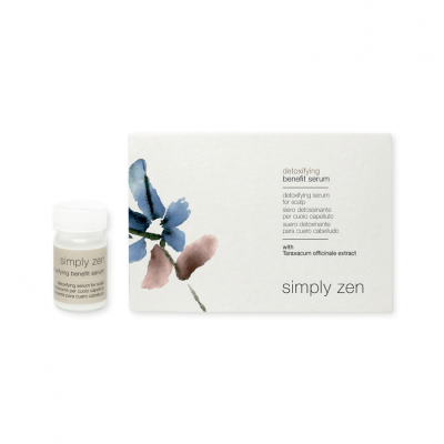 Simply Zen Detoxifying Serum 12X5ml