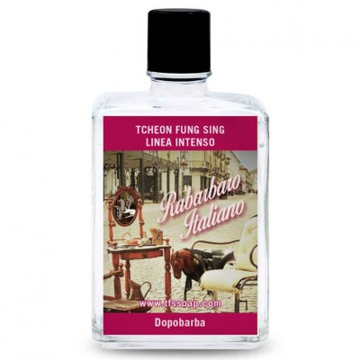 Tcheon Fung Sing Linea Intenso Italian Rhubarb Aftershave 100ml